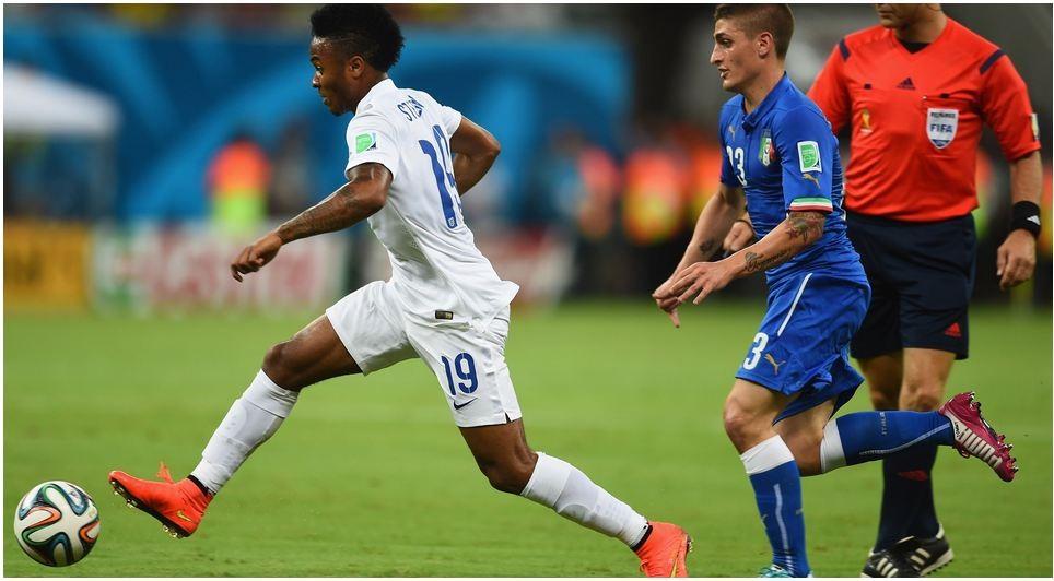 Rahim Sterling protiv Engleske