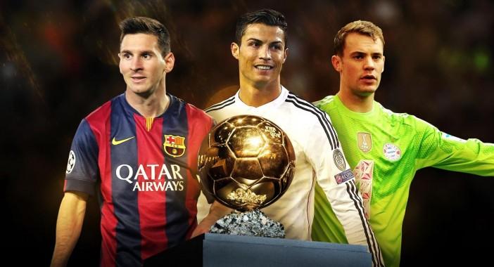 Zlatna lopta 2014