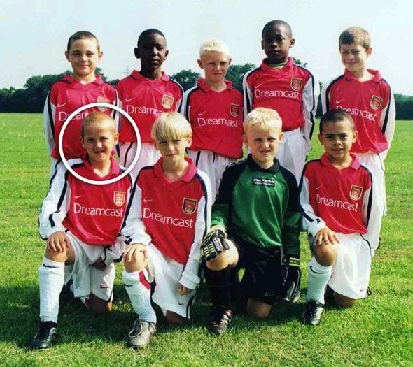 Hari Kejn Arsenal