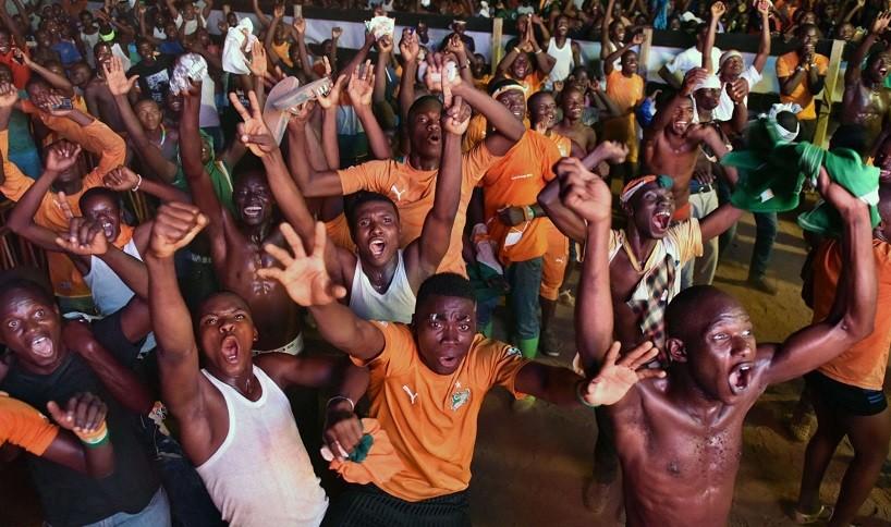 Navijaci Obale Slonovace