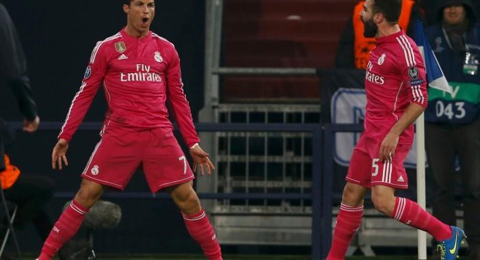 Ronaldo vs Schalke